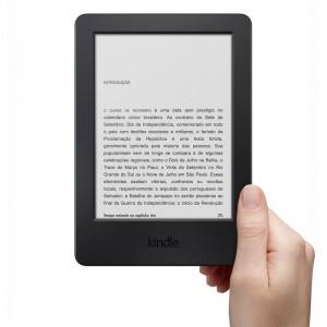 Kindle e-ink