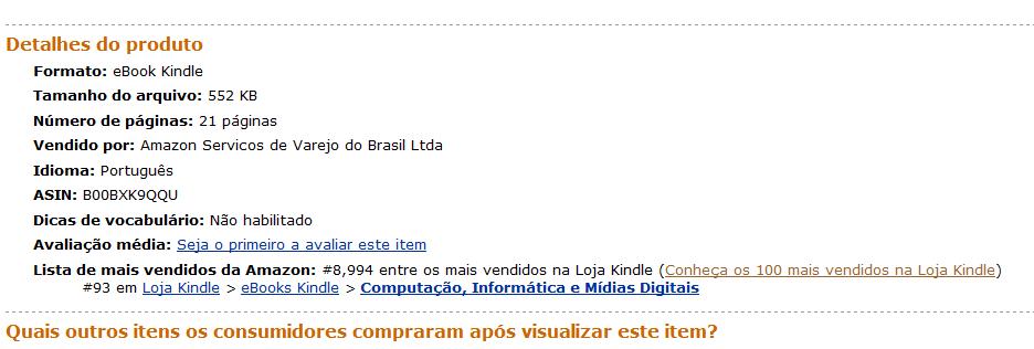 ASIN Amazon