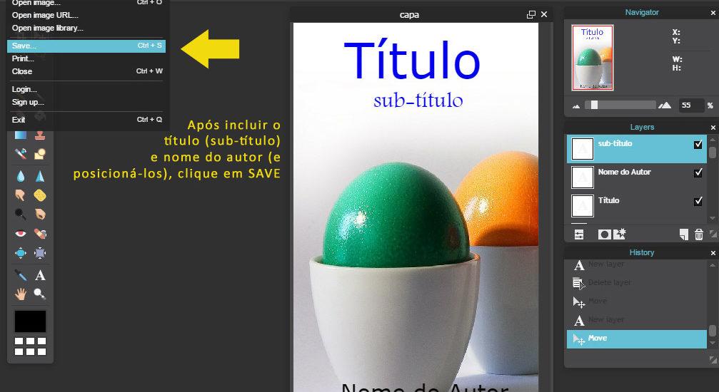 ebooks para a Amazon
