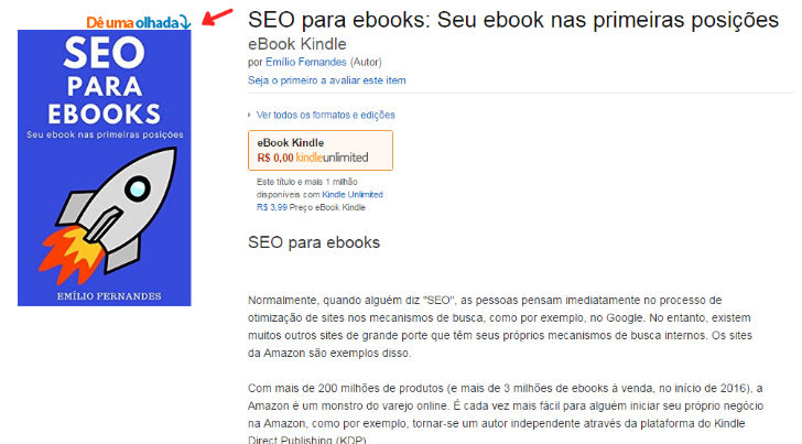 plataformas de vendas de ebooks
